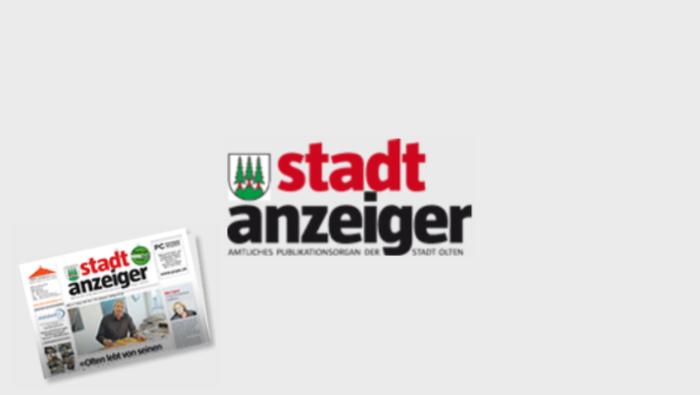 Stadtanzeiger Olten: «Das Mühletäli gehört zu Olten»