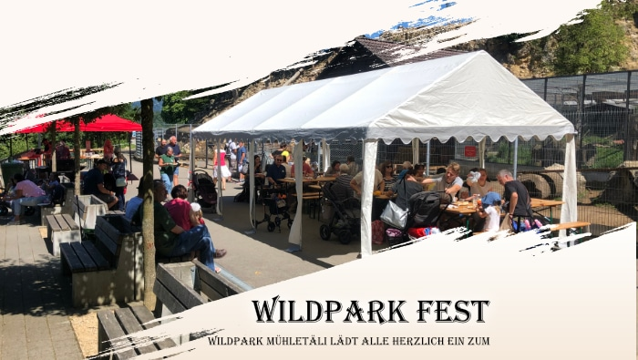Wildpark Fest 2021